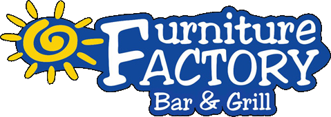 Furniture Factory Bar and Grill Logo